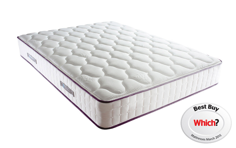 Sealy Casoli Posturepedic Pocket 1200 Latex Mattress, Single