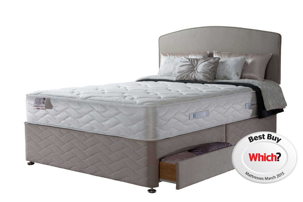 Sealy Casoli Posturepedic Pocket 1200 Divan Mattress Online