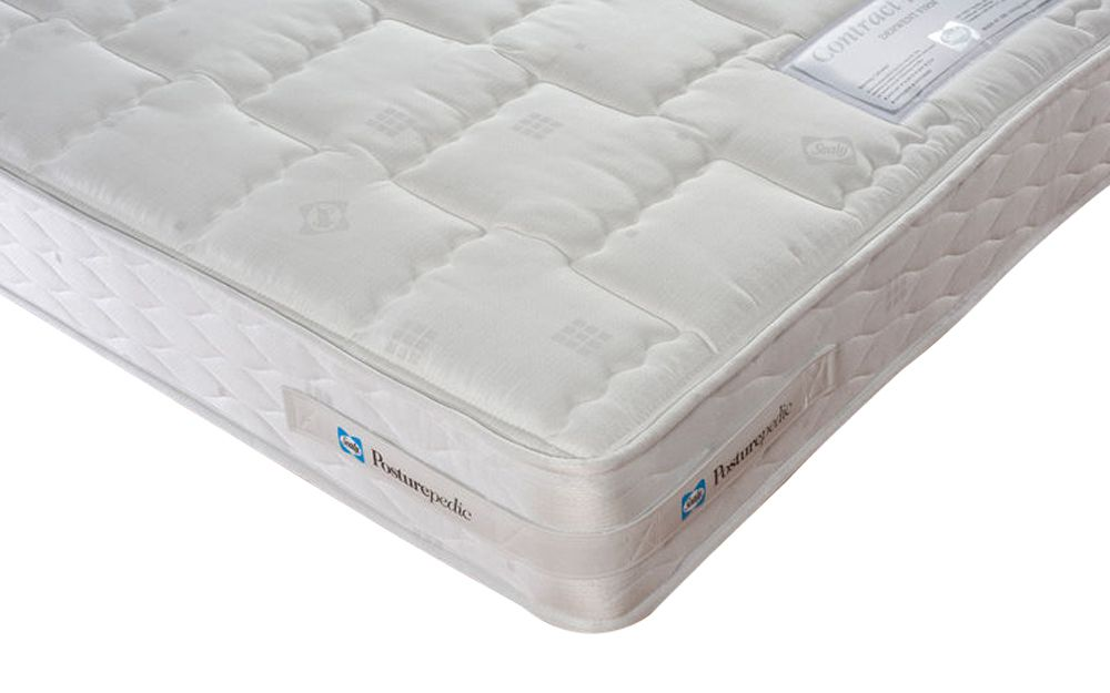 Sealy Derwent Firm Contract Mattress, Superking