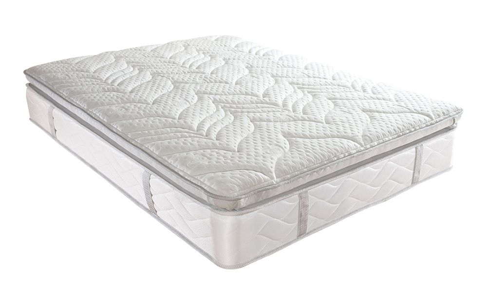 Sealy Guernsey 1000 Pocket Geltex Mattress, Single