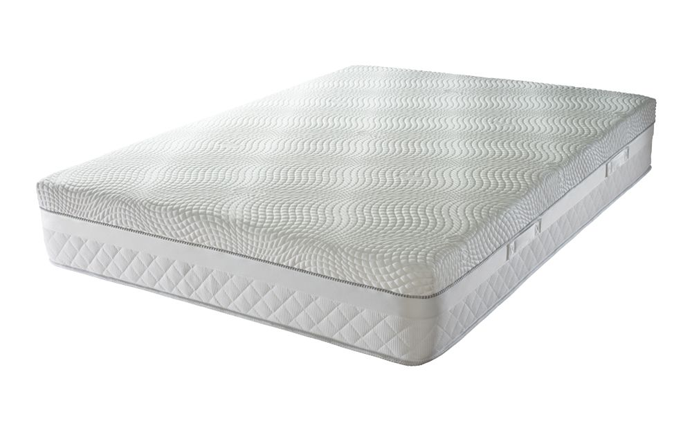 Sealy Hybrid Fusion Geltex 1400 Pocket Mattress, Single