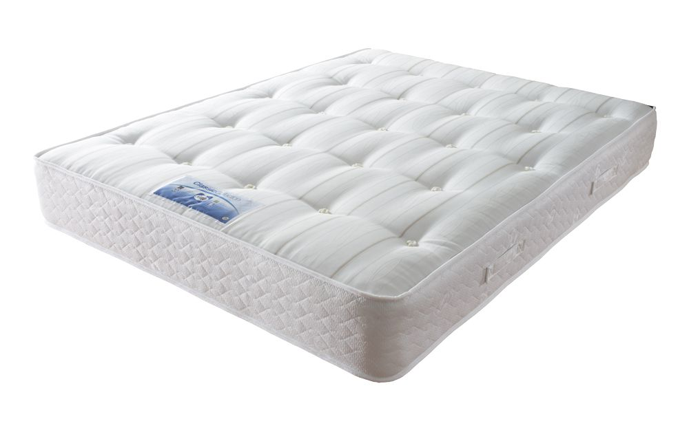 Sealy Millionaire Orthopaedic Mattress, Single
