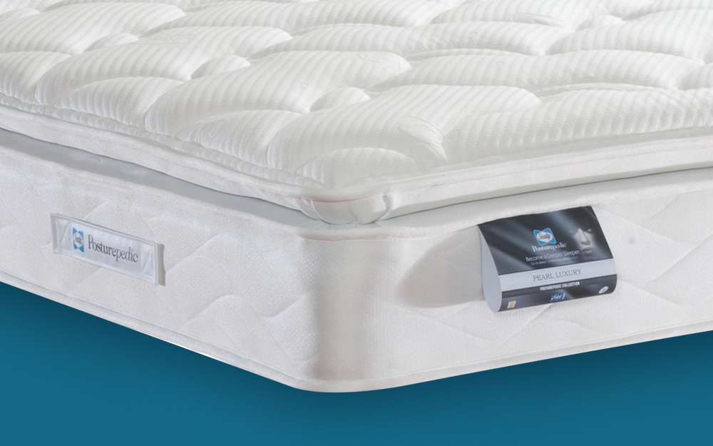Zip Link Beds >> Sealy Posturepedic Pearl Luxury Mattress - Mattress Online