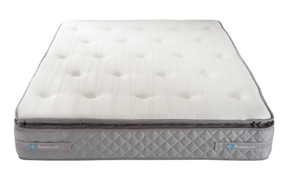 Sealy Posturepedic Pillow Ortho 1400 Pocket Mattress