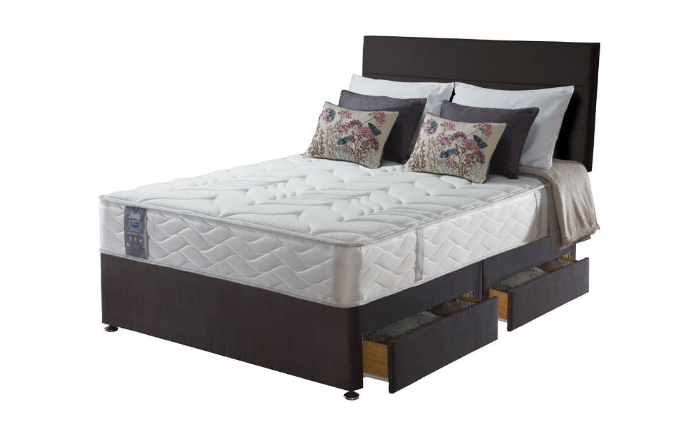 Sealy latex coil mattresses