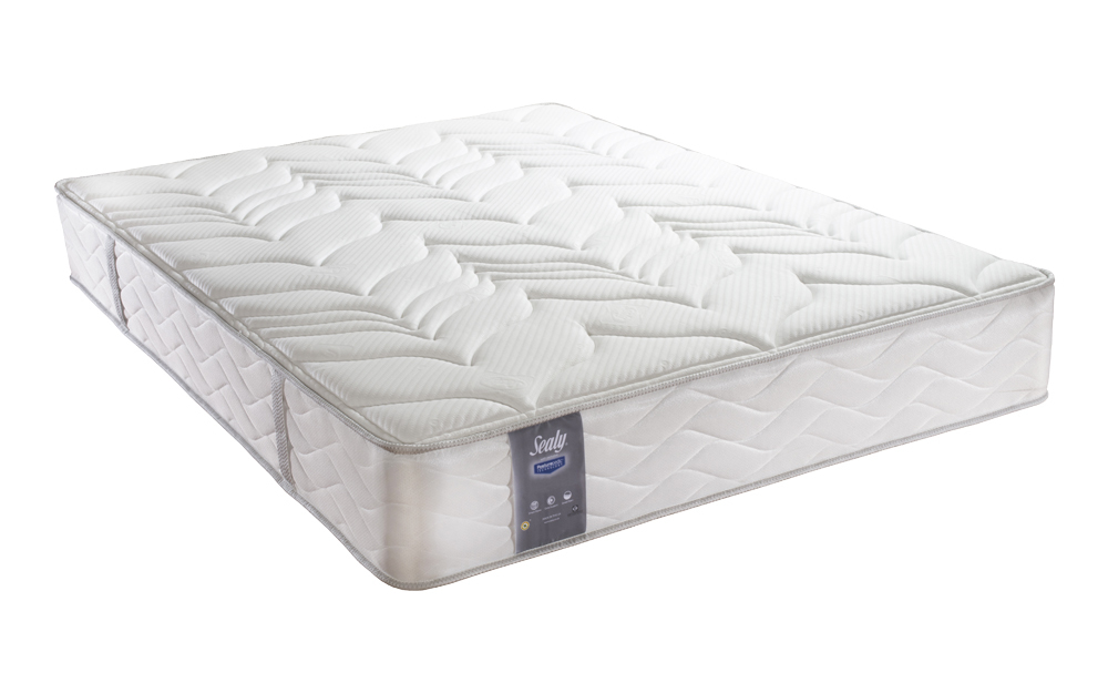 Sealy Posturepedic Jubilee Latex Mattress, hypoallergenic with a layer of latex