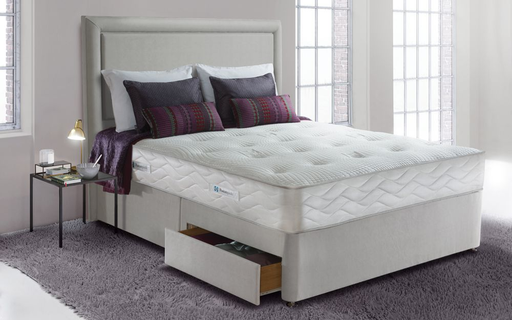 Sealy Posturepedic Jubilee Memory Ortho Divan Bed