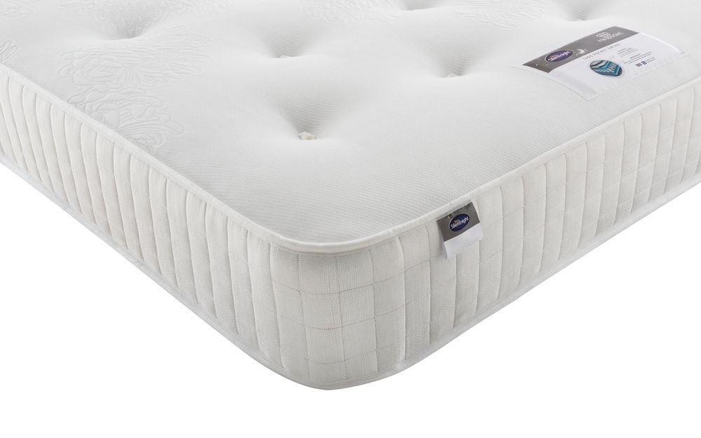 Silentnight Athens 1400 Mirapocket Ortho Mattress, Single