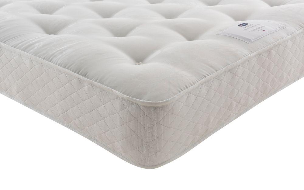 Zip Link Beds >> Silentnight Essentials 600 Mirapocket Mattress - Mattress Online