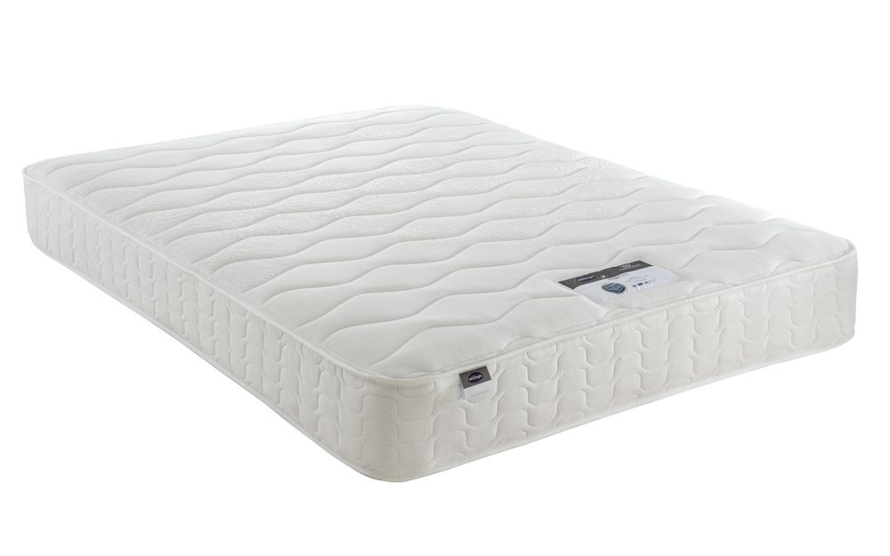Silentnight 800 Mirapocket Mattress, Single