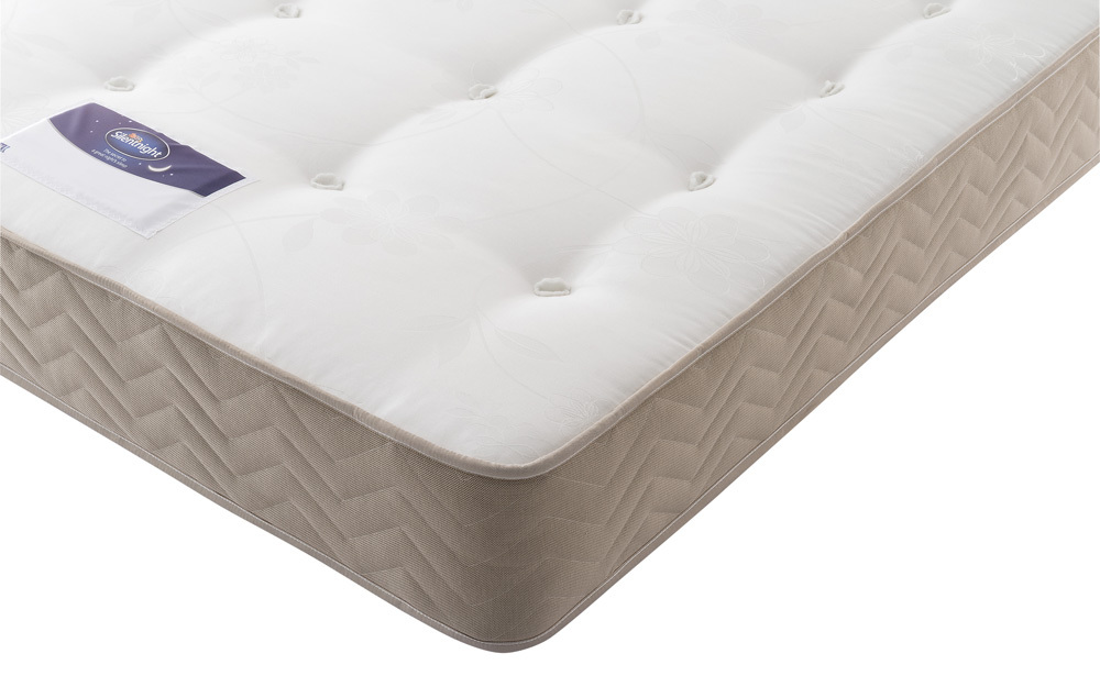 Silentnight Amsterdam Miracoil Ortho Mattress, Single