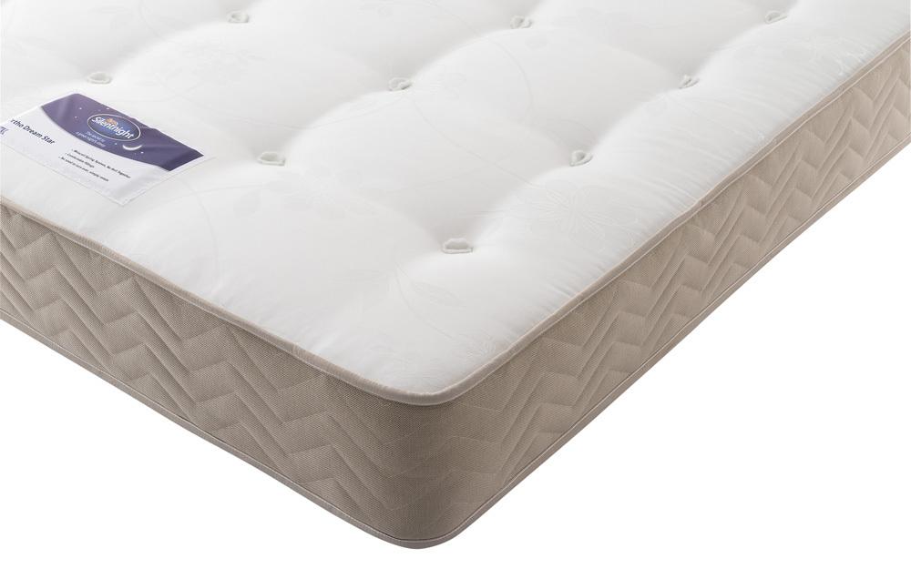 silentnight amsterdam miracoil ortho mattress mattress. Black Bedroom Furniture Sets. Home Design Ideas