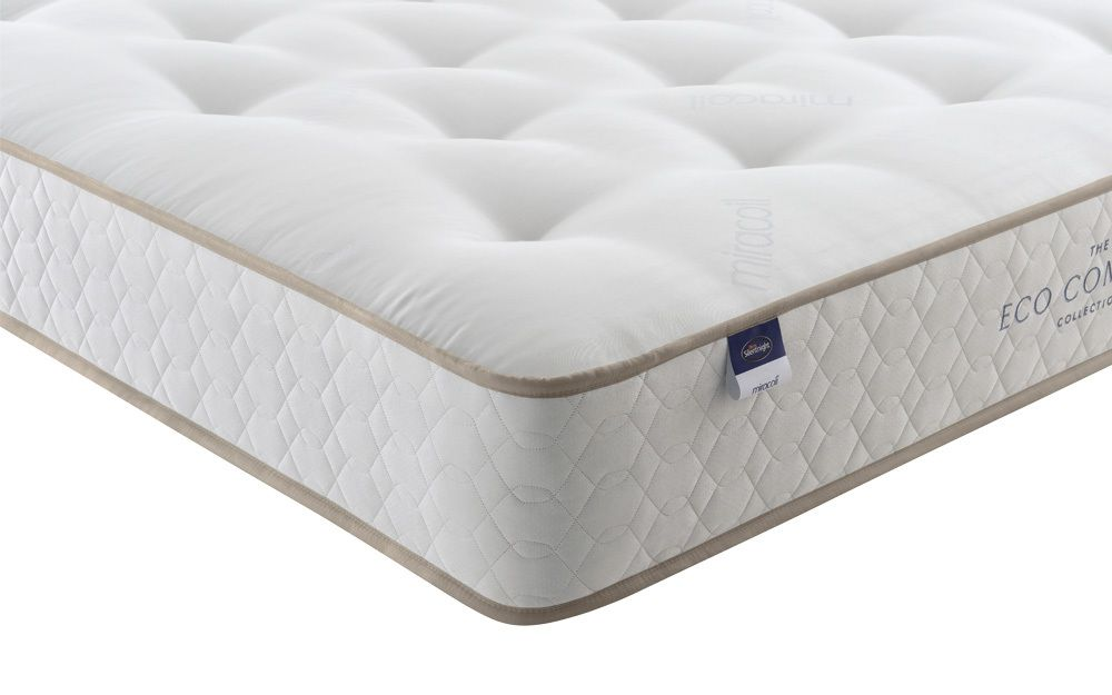 Silentnight Amsterdam Miracoil Ortho Mattress, Single £204.95