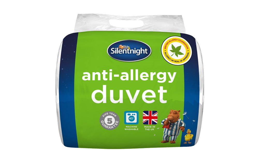 Silentnight 10.5 Tog Anti-Allergy Duvet