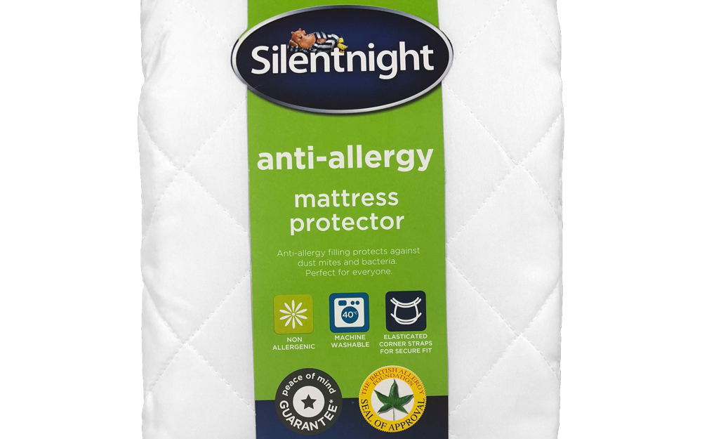 Silentnight Anti Allergy Mattress Protector Mattress Online