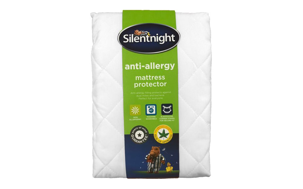 Silentnight Anti-Allergy Mattress Protector