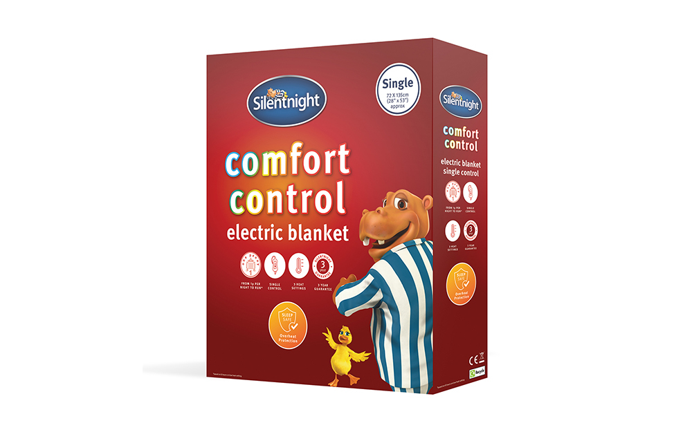 Silentnight Comfort Control Electric Blanket