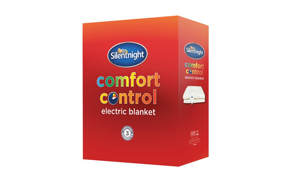 Silentnight Comfort Control Electric Blanket Mattress Online