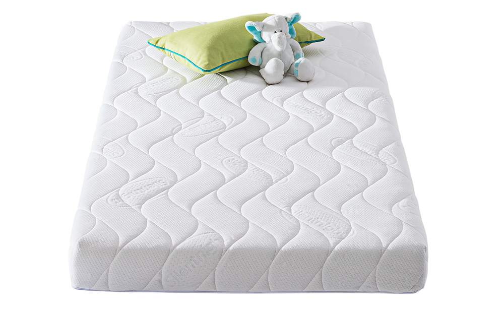 Silentnight Safe Nights Foam Free Cot Bed Mattress offers a firm and hygienic sleep surface