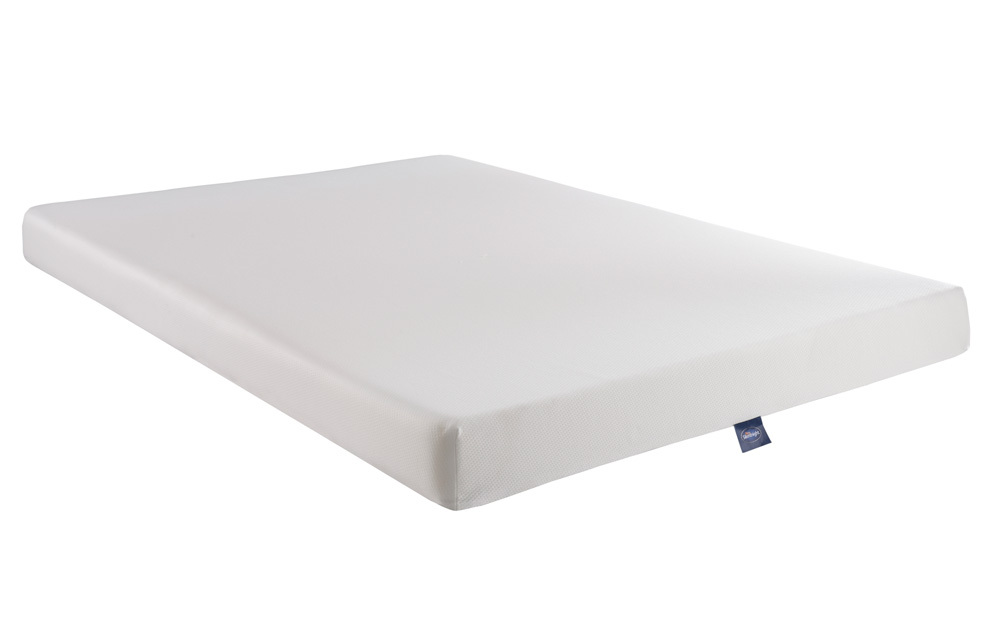 Silentnight Comfortable Foam Mattress, European King Size