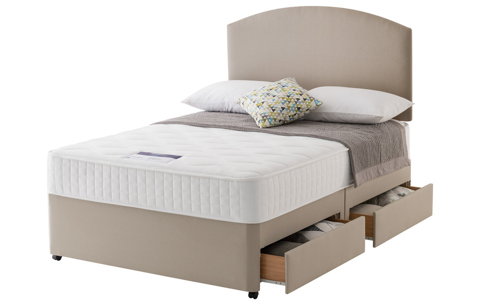 Silentnight Essentials Mirapocket 1000 Divan