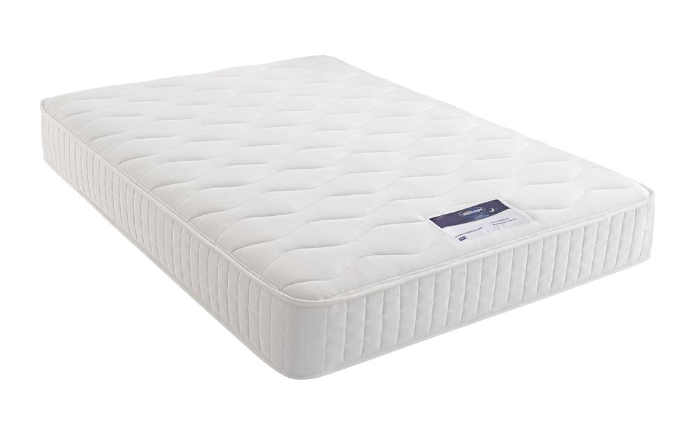 Silentnight miracoil latex dream mattress
