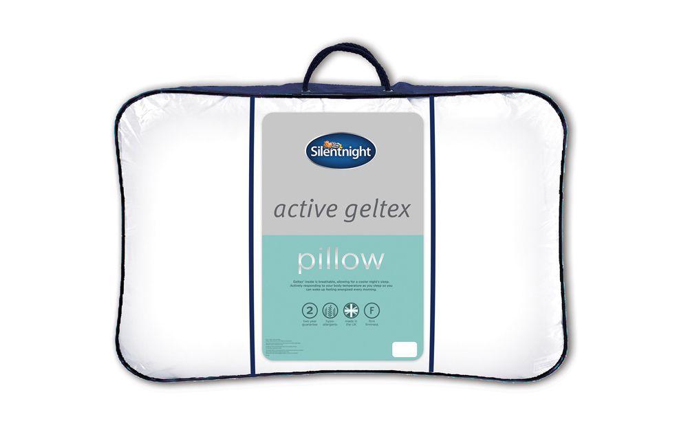 Silentnight Geltex Premier Pillow