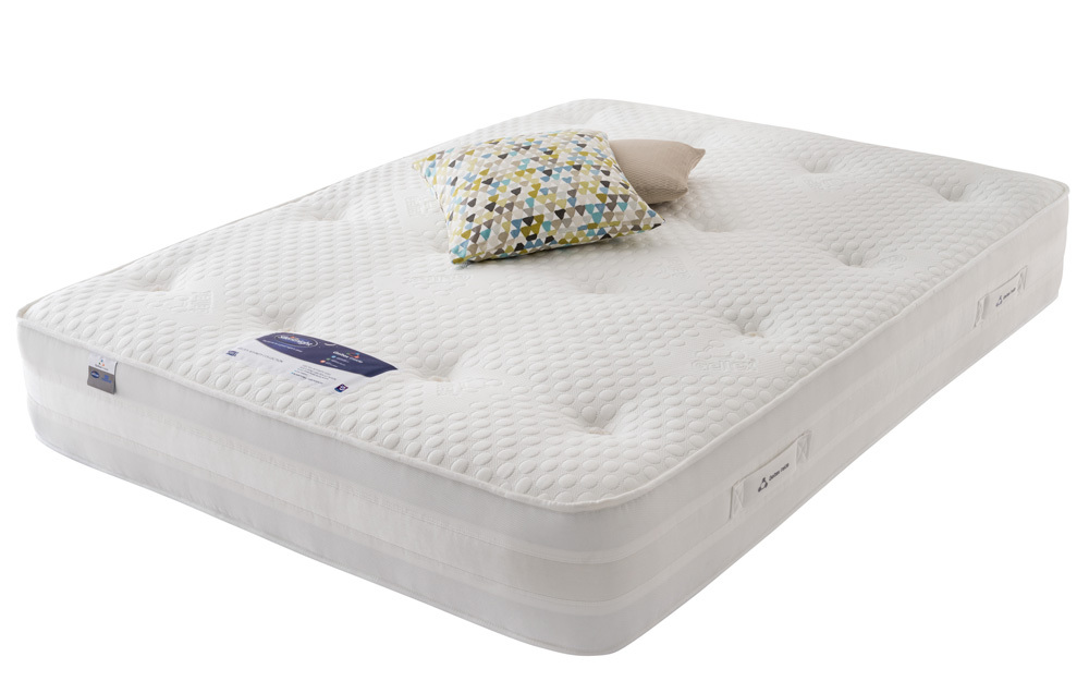 Silentnight Geltex Select 1350 Mirapocket Mattress, Single