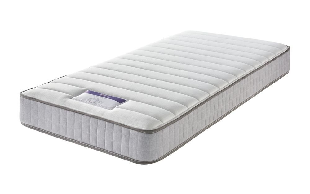 Silentnight Healthy Growth Miracoil Sprung Mattress, Single