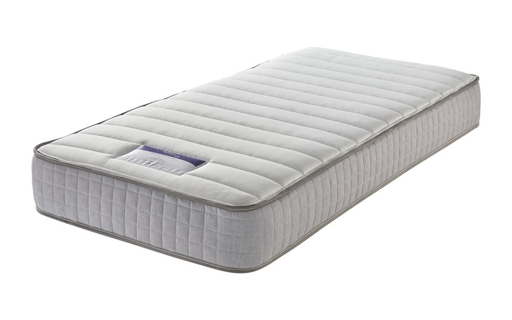 Silentnight Healthy Growth 600 Mirapocket Mattress, Single