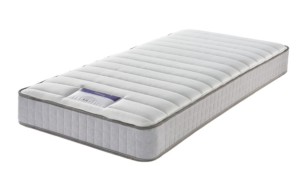 Silentnight Healthy Growth Traditional Sprung Mattress, Single
