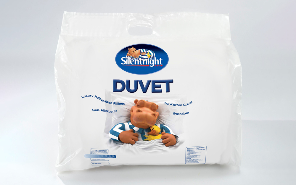 Silentnight 4.5 Tog Summer Duvet
