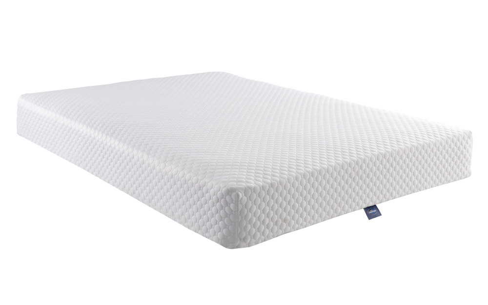Silentnight Memory 7 Zone Mattress, Double