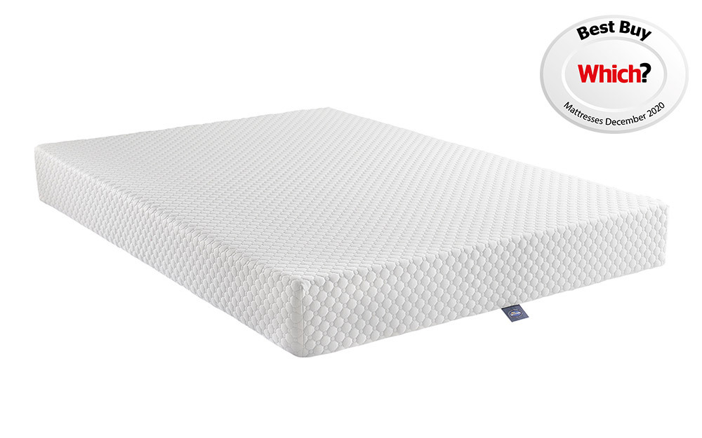 Silentnight Memory 7 Zone Mattress, Single