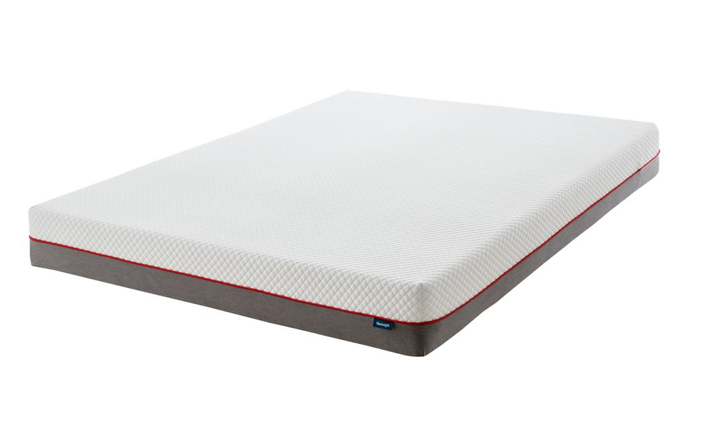 Silentnight Responsive Memory Foam Mattress, Double