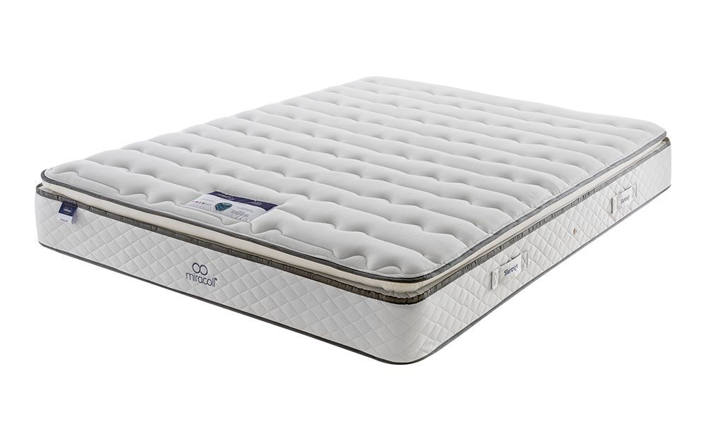 Silentnight Miracoil Pillow Top Limited Edition Mattress