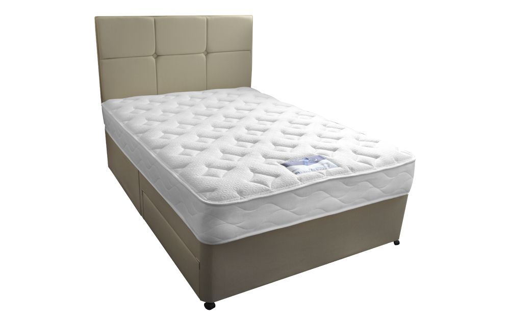 silentnight moretto miracoil divan mattress online. Black Bedroom Furniture Sets. Home Design Ideas