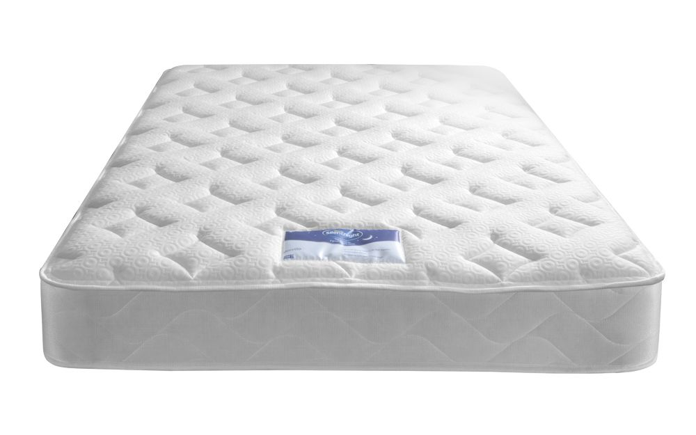 Silentnight Moretto Miracoil Mattress, Superking