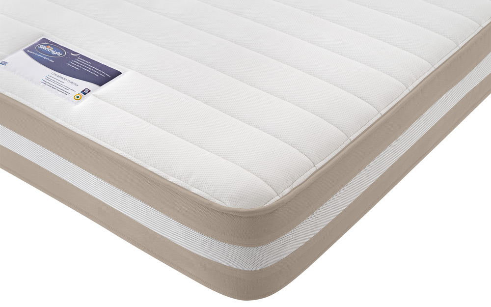 Silentnight Moscow 1200 Mirapocket Memory Mattress