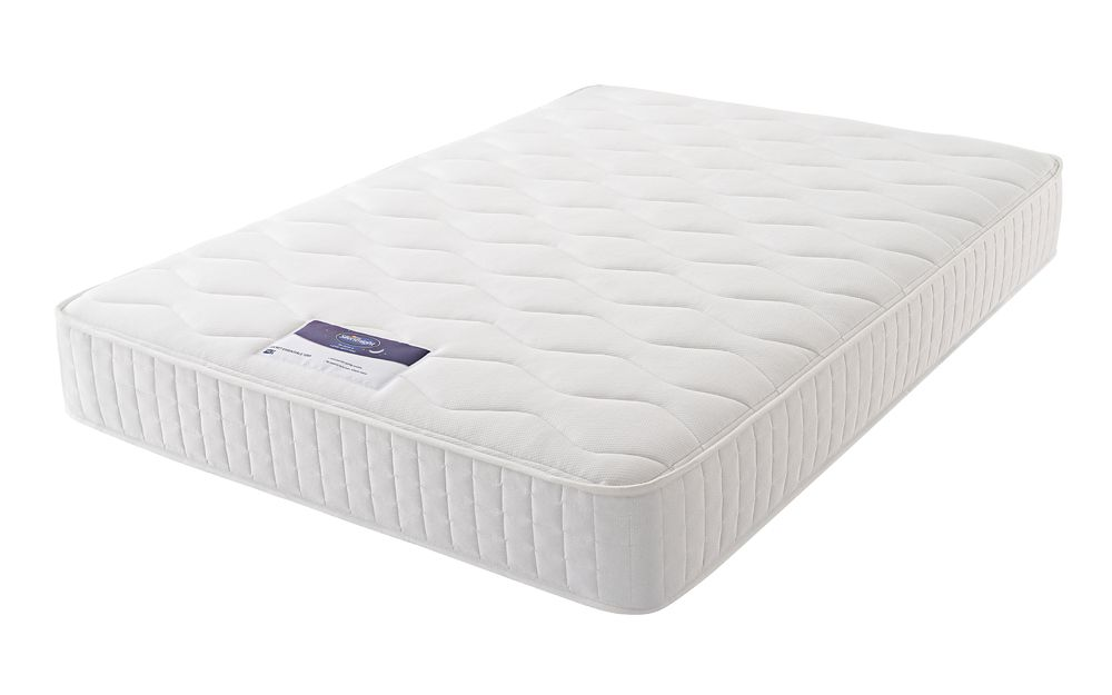 The Silentnight Essentials Memory Mirapocket 1000 Mattress is a great value memory foam mattress