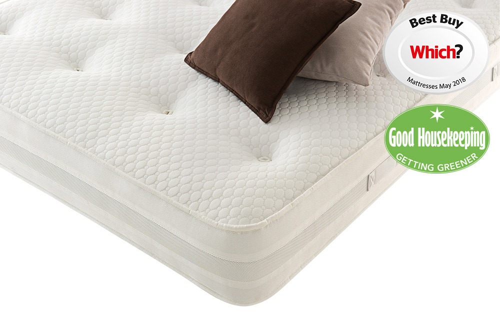 Zip Link Beds >> Silentnight Sofia 1200 Mirapocket Mattress - Mattress Online