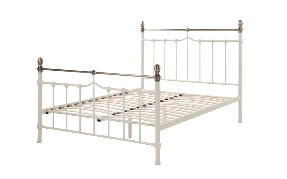 Sprung bed frame slats offer greater flexibility than solid slats and work in harmony with your mattress