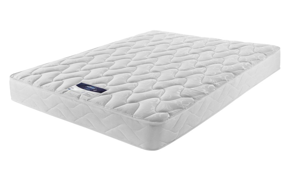 Silentnight Vilana Limited Edition Miracoil Mattress, Single