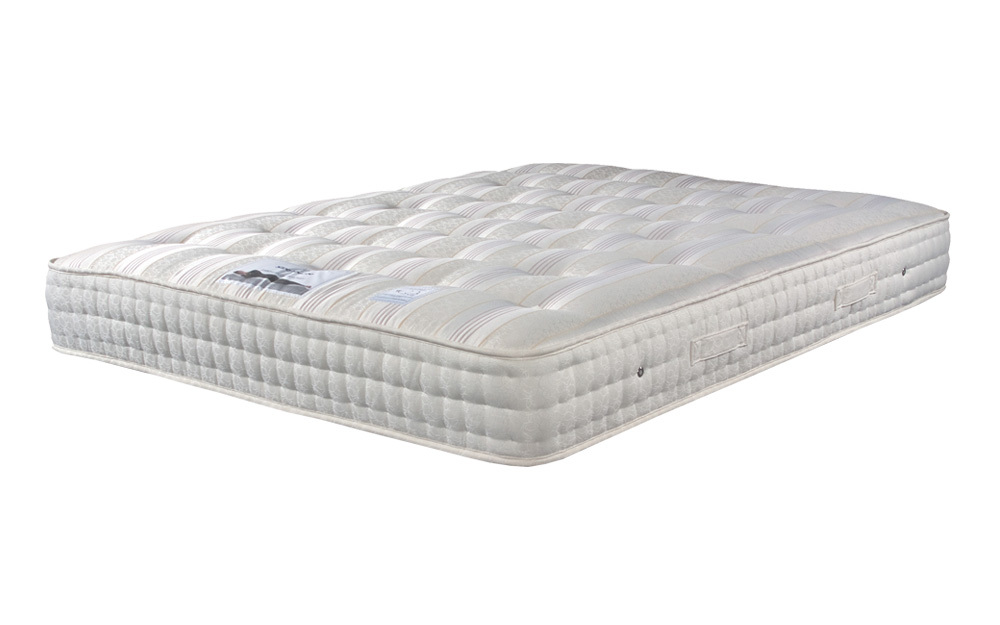 Sleepeezee Backcare Luxury 1400 Pocket Mattress, Single