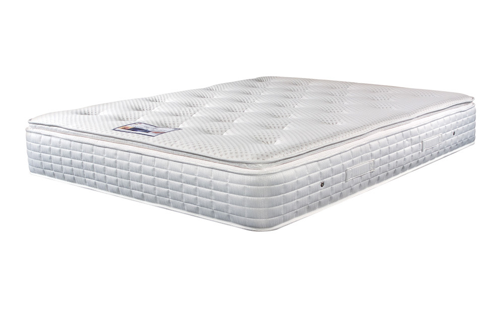 Sleepeezee Cool Sensations 2000 Pocket Mattress, Single