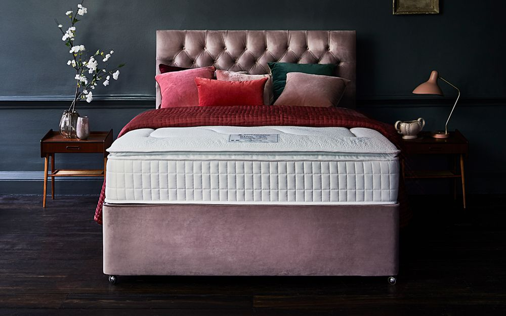 Sleepeezee Cooler Supreme 1800 Pocket Mattress Mattress