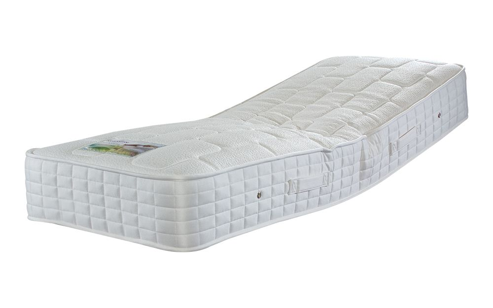 Sleepeezee Gel Comfort 1000 Pocket Adjustable Mattress, Adjustable Small Single