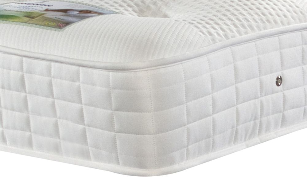 The Sleepeezee Latex 1200 Adjustable Mattress is under ten inches deep, so is ideal for an adjustable bed