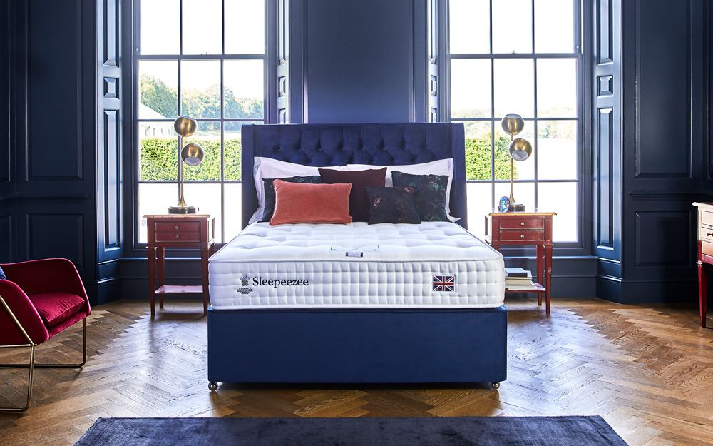 Sleepeezee Perfectly British Regent 2600 Pocket Mattress, Single for £599.95