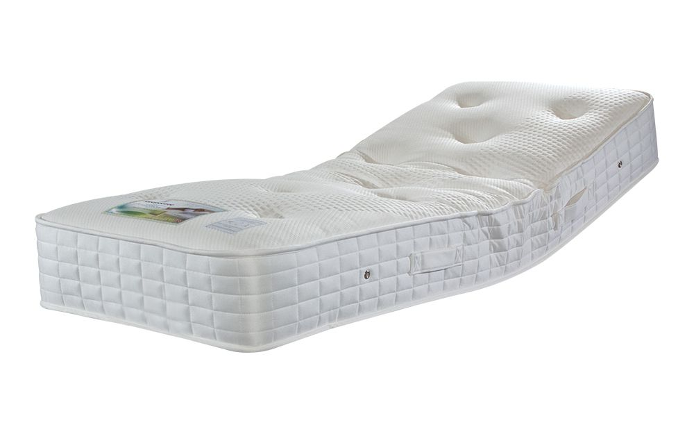 Sleepeezee Pocket Natural Adjustable Mattress, Adjustable Small Single